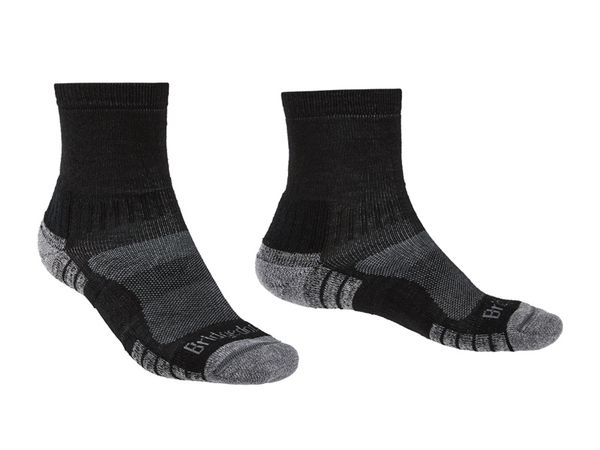 Bridgedale Hike Lightweight Ankle MP black/silver