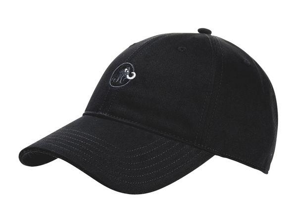 Mammut Baseball Cap black/phantom