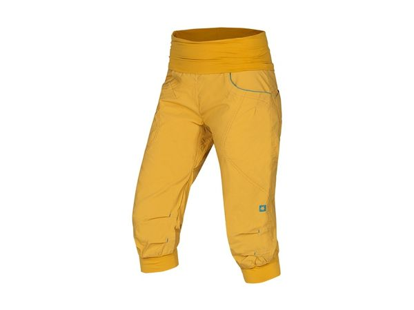 Ocún Noya Shorts Women yellow/blue