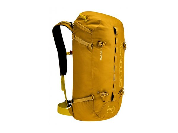 Ortovox Trad Zip 26 yellowstone