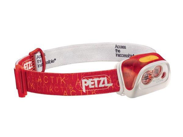 Petzl Actik Core Hybrid red