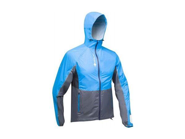 Raidlight Top Extreme MP + JKT blue / grey