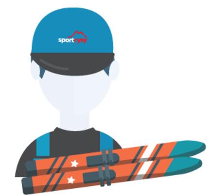 Servis lyží a snowboardov