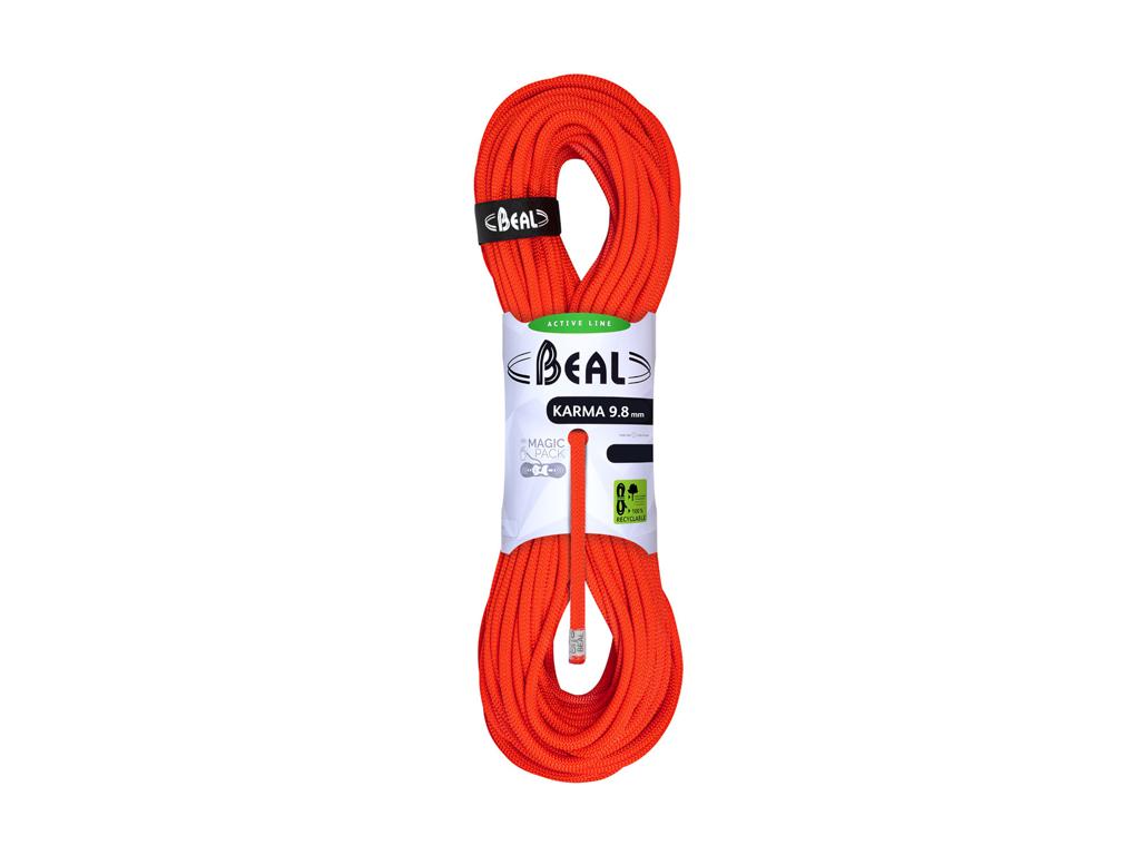 Beal Karma 9,8 mm /50 m orange