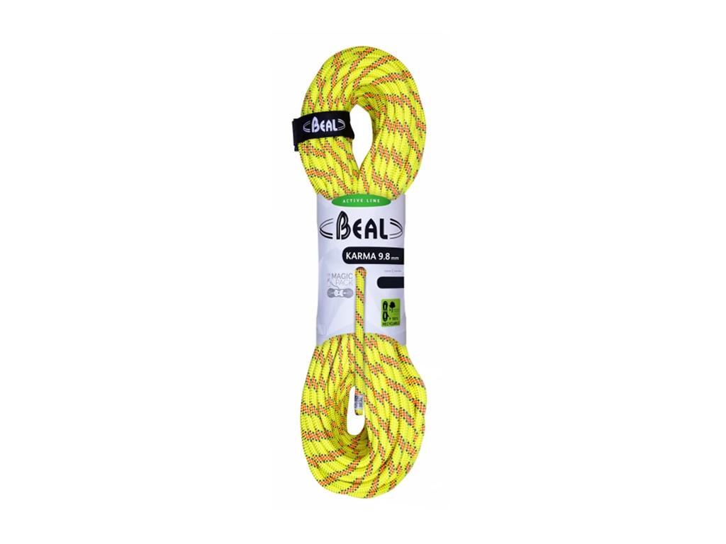 Beal Karma 9,8 mm/60 m yellow