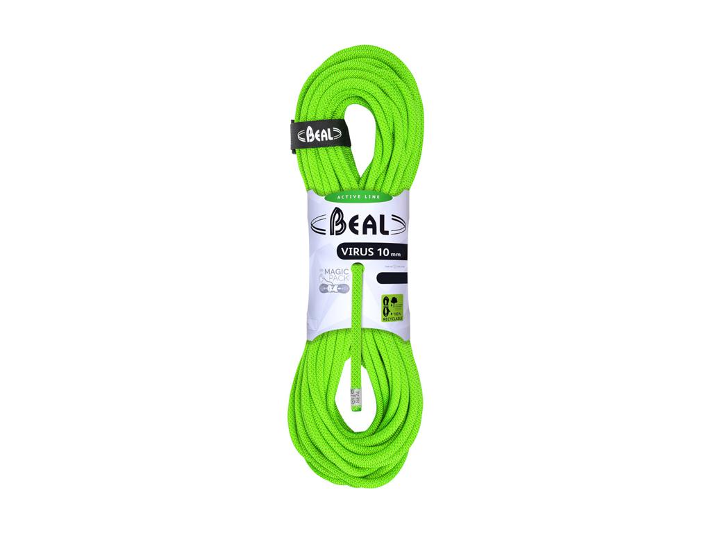 Beal Virus 60m / 10mm green