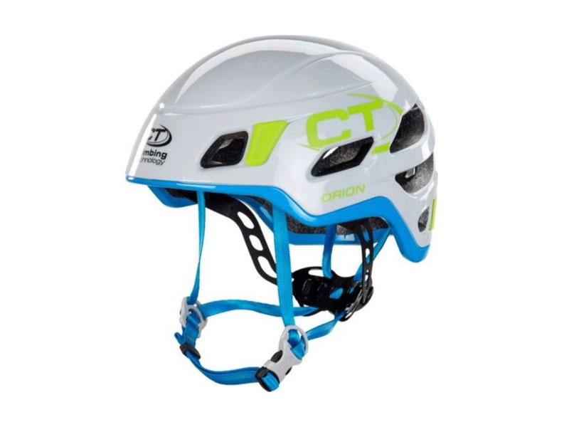 C.T. Orion Helmet 50-56 cm white/blue