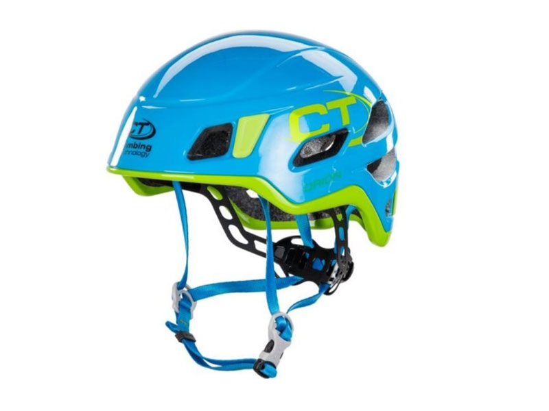 C. T. Orion Helmet 57-62cm blue/green