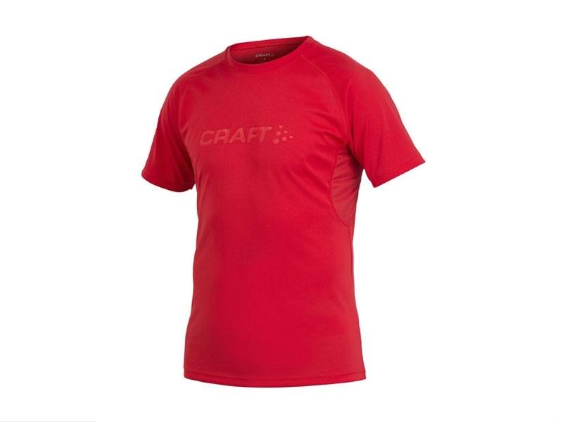 Craft Prime Tee M bright red - L