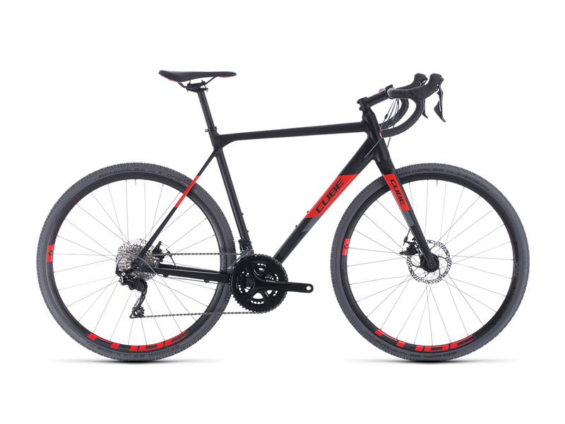 Cube Cross Race 2020 black/red - 53
