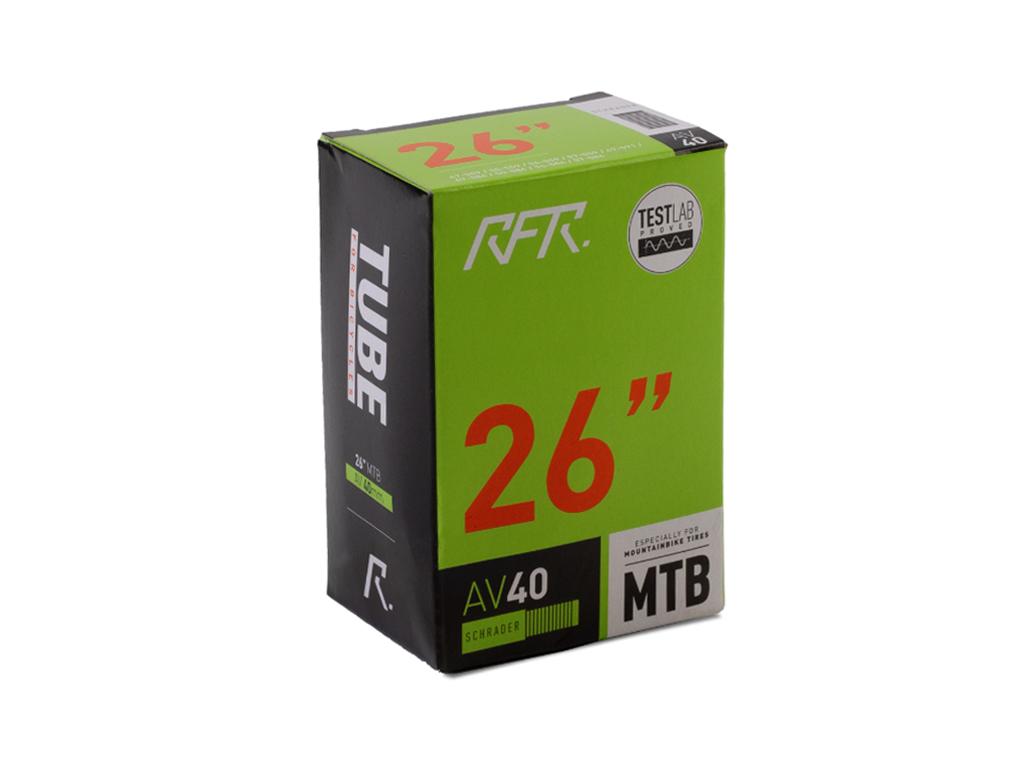 """Cube RFR Dusa 26"""" MTB AGV 40 mm 47/57-559/584"""