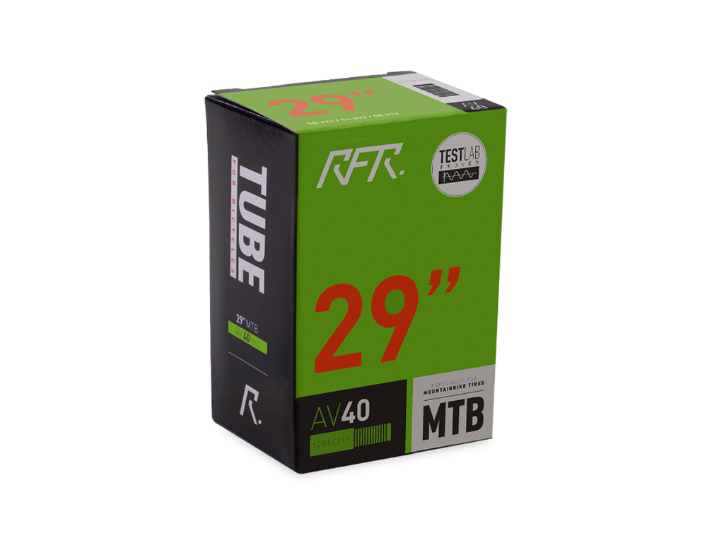 """Cube RFR Dusa 29"""" MTB AGV 40mm 50/55-622"""