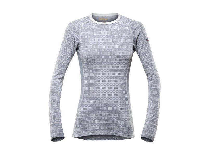 Devold Alnes Woman Shirt grey - M