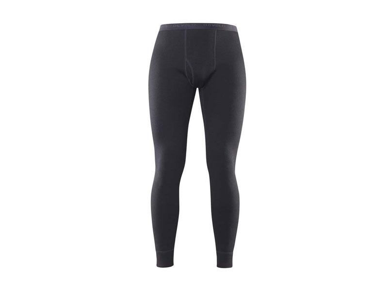 Devold Duo Active Man Long Johns W/FLY black - L