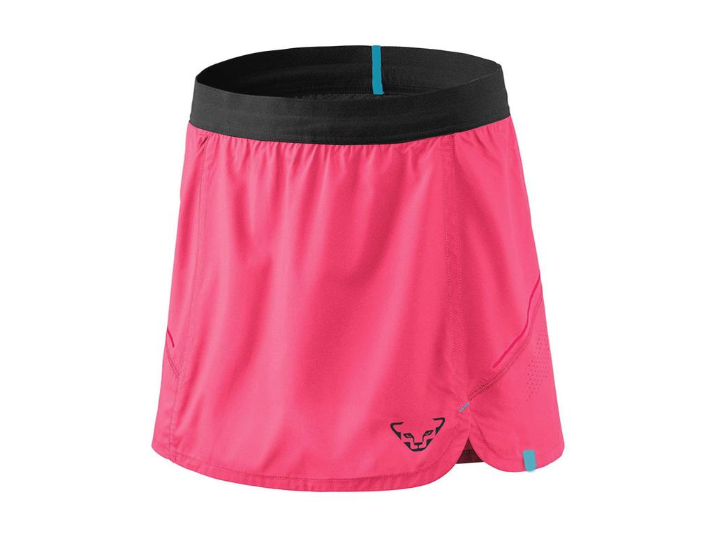 Dynafit Alpine Pro 2in1 Skirt 2.0 W fluo pink - 36