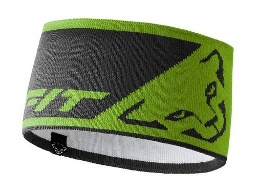 Dynafit Leopard Logo Headband asphalt