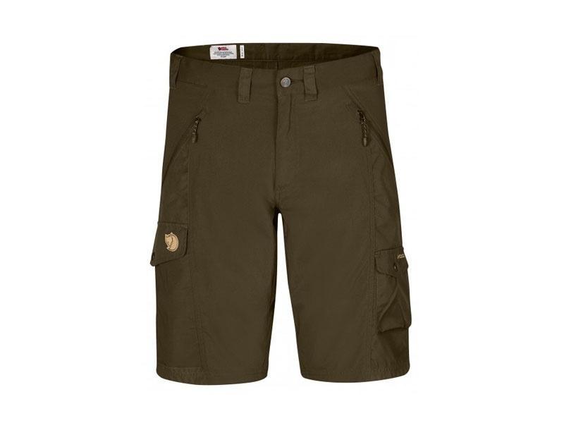 Fjällräven Abisko Shorts dark olive - 48