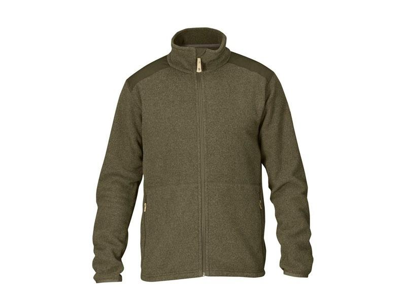 Fjällräven Sten Fleece Dark Olive - XL