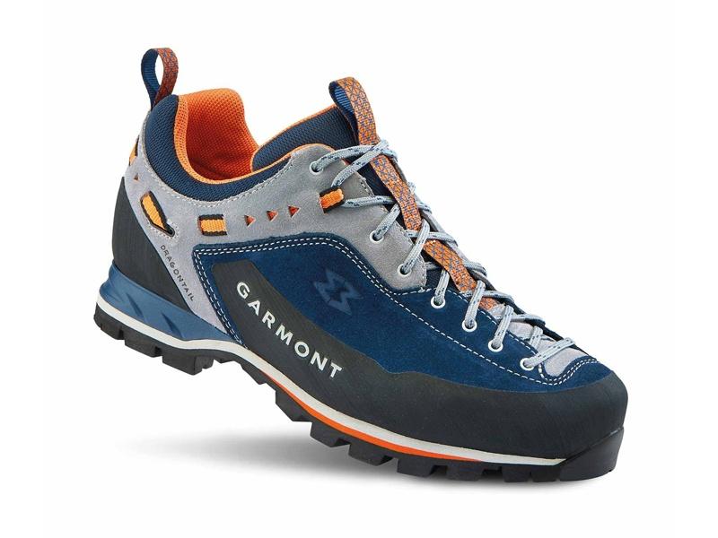 0600fc658dc04 Garmont Dragontail MNT dark blue/orange   Sportrysy.sk