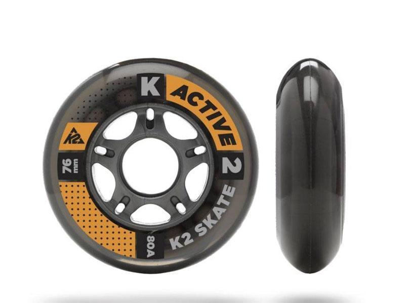 K2 Kolieska 76 mm