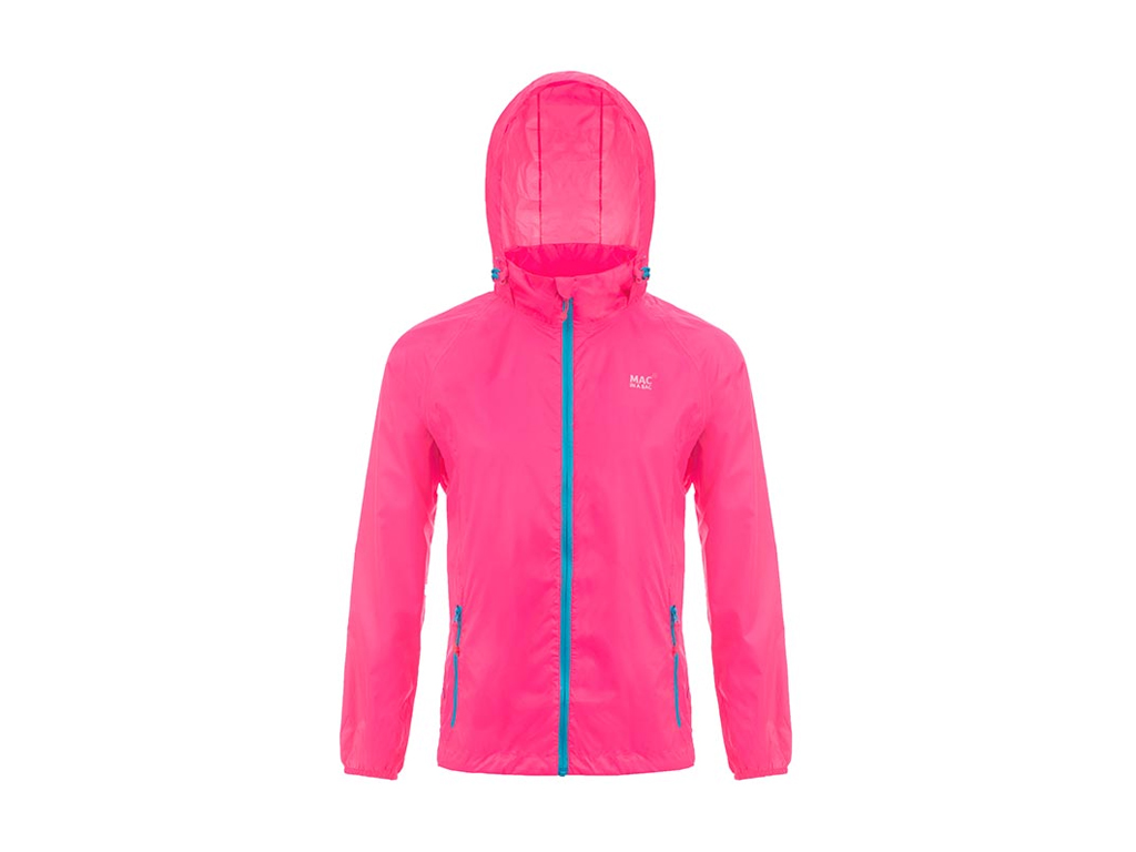 Mac In A Sac Mias Origin Jacket neon pink - M