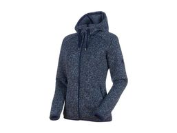 Mammut Chamuera ML Hooded Jacket W marine