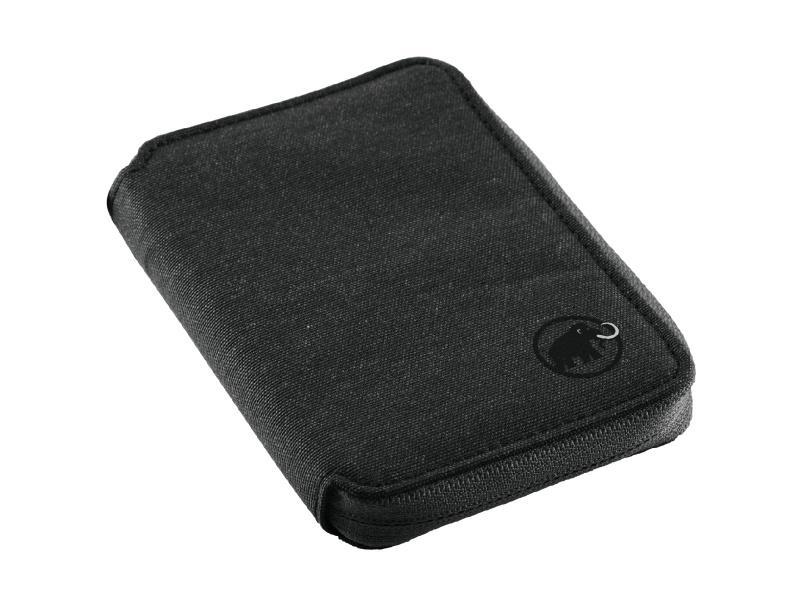 Mammut Zip Wallet Melange black