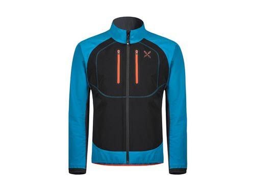 Montura Free Tech Jacket blu ottanio/aragosta
