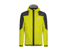 Montura Magic 2.0 Jacket giallo zolfo/piombo