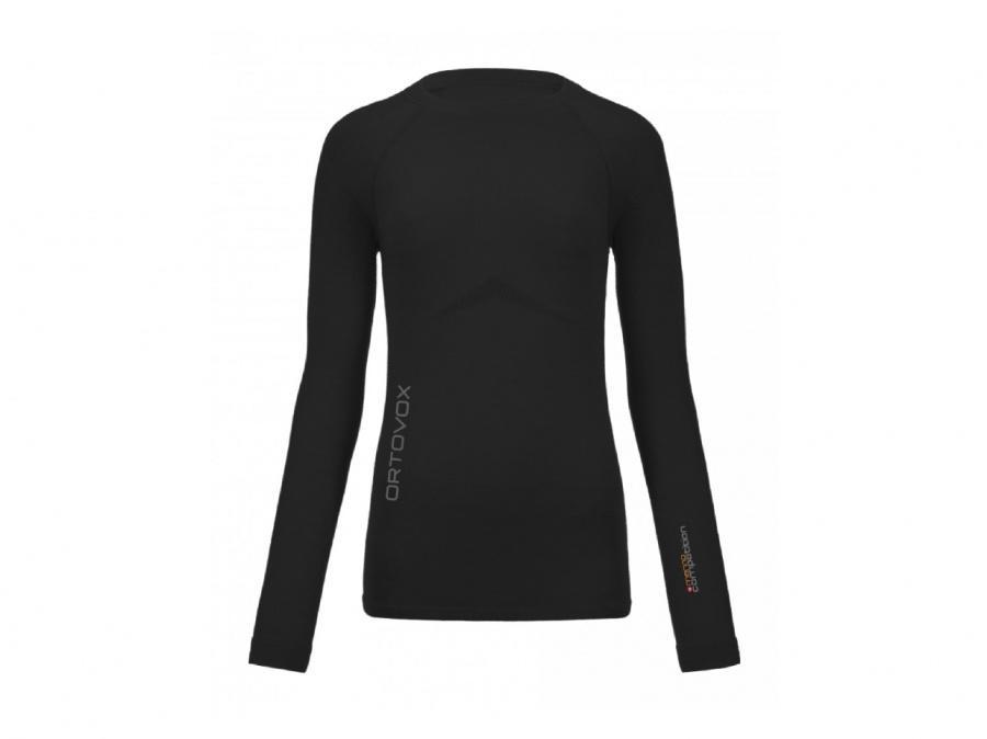 Ortovox 230 Merino Competition Long Sleeve W black raven - XS