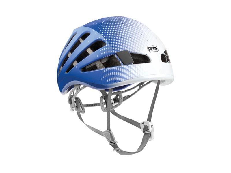 Petzl Meteor helmet blue