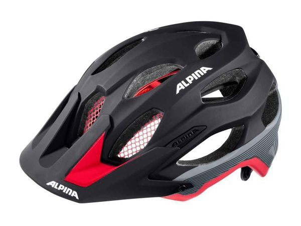 Alpina Crapax 2.0 black/red
