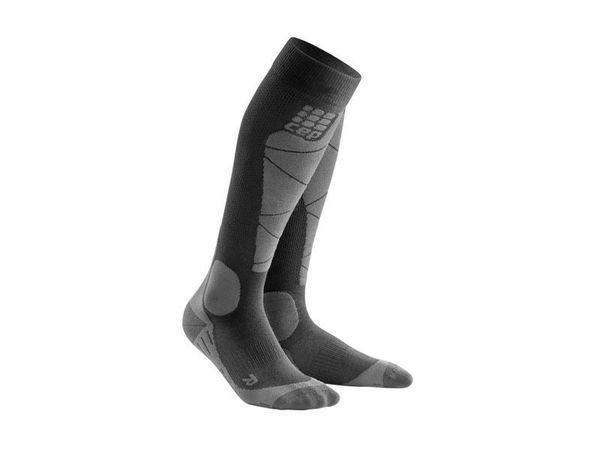 CEP Ski Merino Compression Socks W black/anthracite