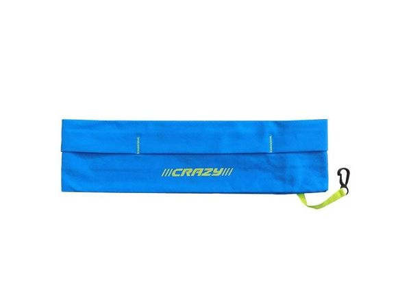 Crazy Idea Fast Belt bluette