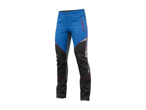 Crazy Idea M Acceleration Light Pant bluette