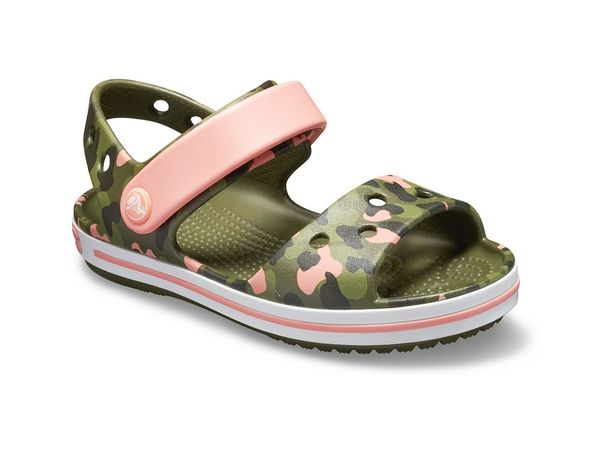 Crocs Crocsband Season graphic K melon