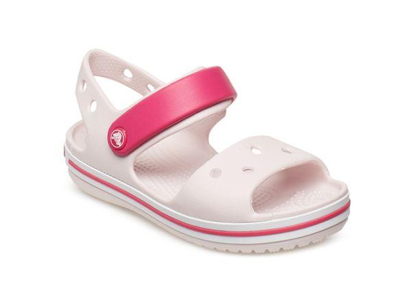 Crocs Crocsband K barely pink/candy pink