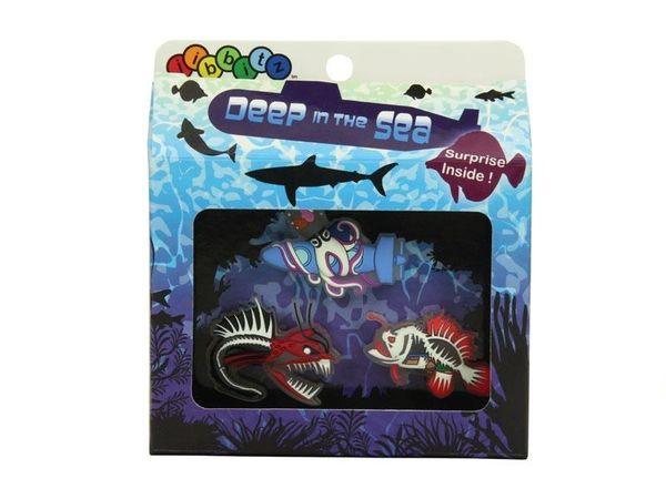 Crocs Jibbitz Deep In The Sea 3 pack