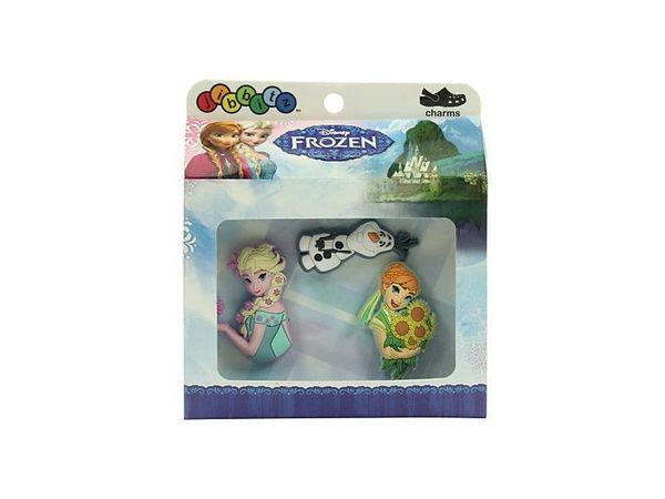 Crocs Jibbitz Frozen Fever 3 Pack
