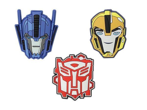 Crocs Transformers 3-Pack