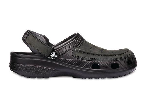 Crocs Yukon Vista Clog black/black