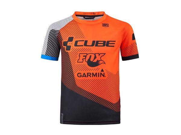 Cube Junior Edge Dres Short Action Team