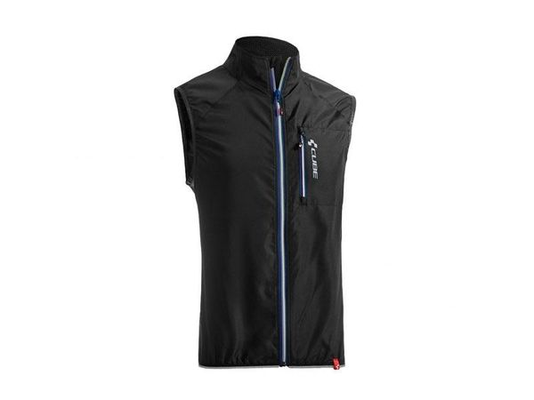 Cube Tour Wind Vest black