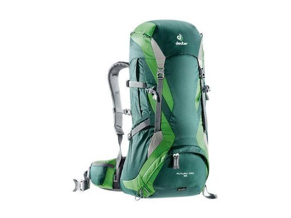 Deuter Futura Pro 36 forest emerald