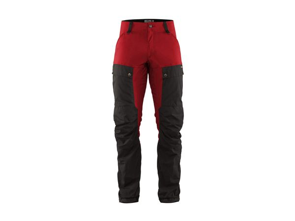 Fjällräven Keb Trousers M Regular stone grey/lava