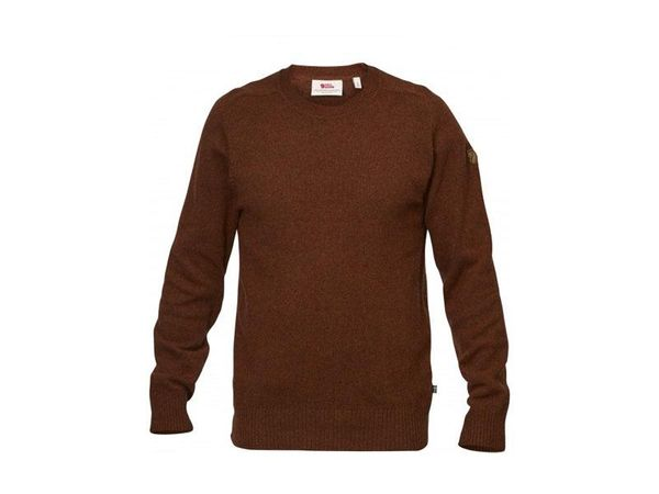 Fjällravän Övik Re Wool Sweater autumn leaf