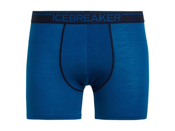 Icebreaker Mens Anatomica Boxers isle