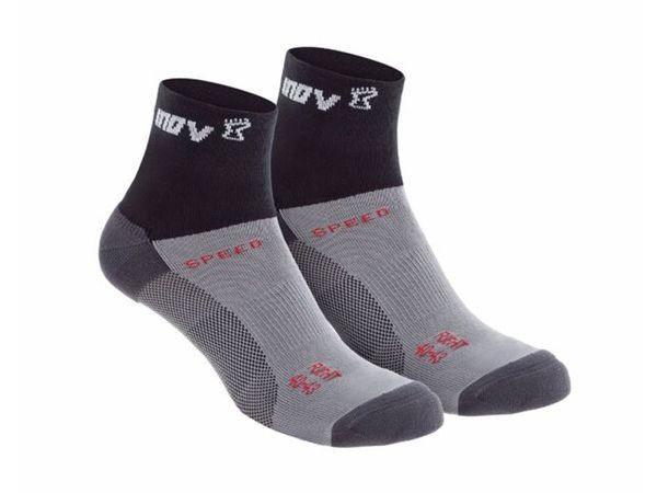 Inov-8 Speed Sock Mid black
