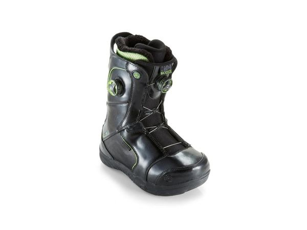 K2 snowboard Stark black