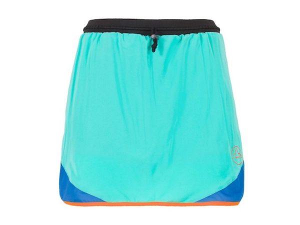 La Sportiva Comet Skirt W aqua/marine blue